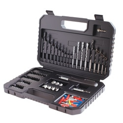 Black and Decker - 120 Piece Drilling  Screwdriving Set - A7220