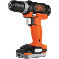Black and Decker - 12V USB Charging Cordless Drill Driver Without Battery - BDCDD12S1