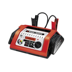 Black and Decker - 20A Battery Charger with Engine Start - BDSBC20A