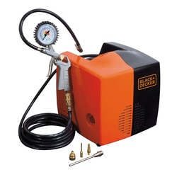 Black And Decker - Air Compressor BD 195  CUBO - BXCM0001E