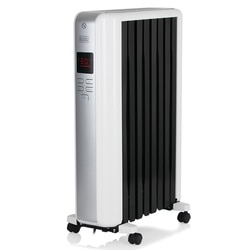 Black and Decker - 2000W Digital Oil Filled Radiator - BXRA43001GB