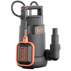 Black and Decker - 250W Submersible Water Pump - BXUP250PCE