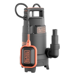 Black and Decker - 750W Multifunction SubmersibleWater Pump - BXUP750PTE