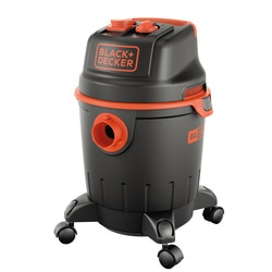 Black and Decker - 20L Wet and Dry Vacuum Cleaner with power tool connectivity - BXVC20PTE