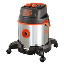 Black and Decker - 20L Wet and Dry Vacuum Cleaner with power tool connectivity - BXVC20XTE