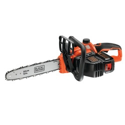 Black and Decker - 36V 20Ah Lithiumion Cordless Chainsaw 30cm - GKC3630L20