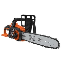 Black and Decker - 36V 20Ah Lithiumion Cordless Chainsaw 30cm without battery - GKC3630LB