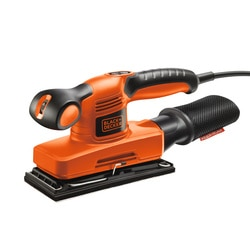Black and Decker - 240W Variable Speed 13 Sheet Sander - KA320EKA