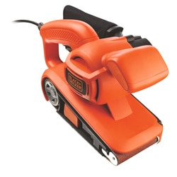 Black and Decker - 720W 75mm x 457mm Belt Sander - KA86