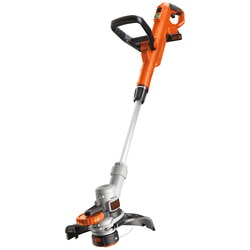Black and Decker - 28cm 18V 20Ah Lithiumion Strimmer Grass Trimmer - STC1820