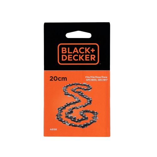 Black and Decker - Replacement Chain  20cm 14 Pitch 0050 Gauge 34 Links - A6158
