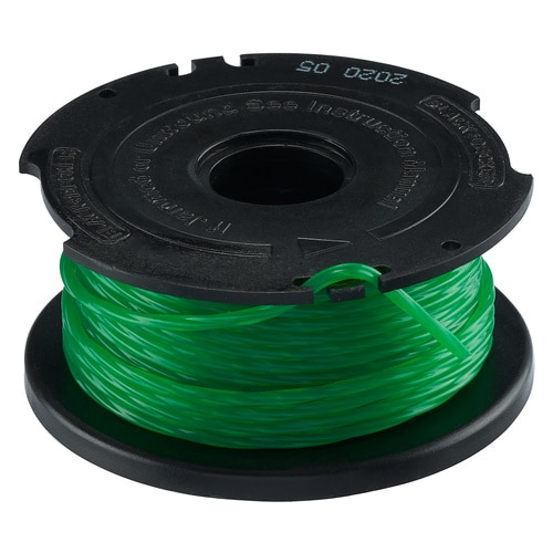 Black and Decker - Replacement Spool  Line 6MT 2mm - A6482