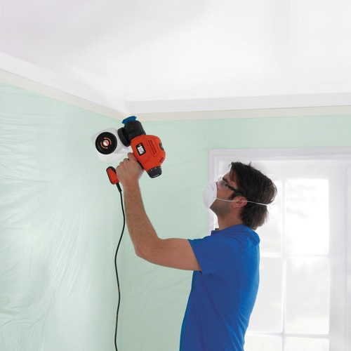 Black and Decker - Heavy Duty Paint Sprayer - BDPS200