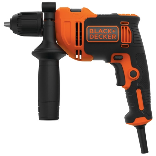 Black and Decker - 550W 1 Gear Hammer Drill - BEH550K