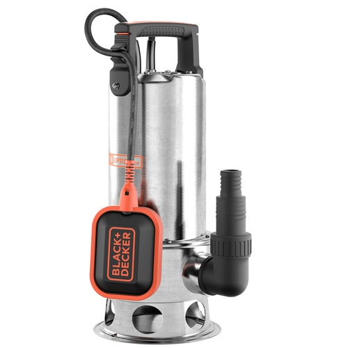 Black and Decker - 1100W Submersible Water Pump - BXUP1100XDE