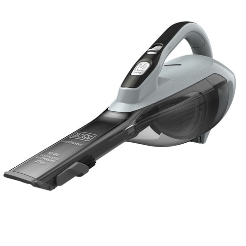 Black and Decker - 27Wh Lithiumion dustbuster Cordless Hand Vacuum - DVA325J