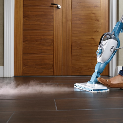 Black and Decker - 11IN1 steammop with SteaMitt - FSMH13101SM