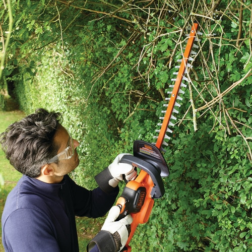 Black and Decker - 45cm 18V 20Ah Lithiumion POWERCOMMAND Hedge Trimmer - GTC18452PC