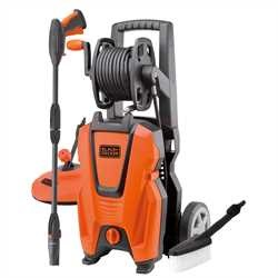 Black and Decker - High pressure washer PW 1800 WSR - 13480
