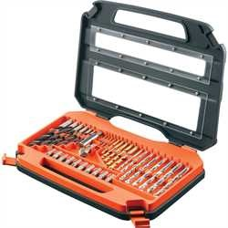 Black and Decker - 35 Piece Drilling and screwdriving set - A7152