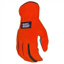Black and Decker - Easy Fit All Purpose Safety Gloves - BD505L