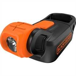 Black and Decker - 18V Lithiumion Compact Flashlight - BDCCF18N
