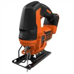 Black and Decker - 18V Lithiumion Pendulum Jigsaw without battery - BDCJS18N
