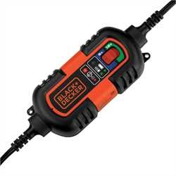 Black and Decker - 6v  12v Automatic Battery Charger - BDV090