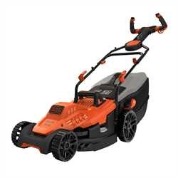 Black and Decker - 38cm 1600W Mower with EasySteer - BEMW471ES