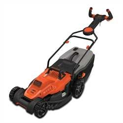 Black and Decker - 42cm 1800W Mower with EasySteer - BEMW481ES