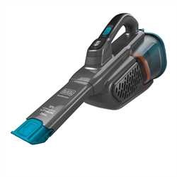 Black and Decker - 24Wh Liion Dustbuster Hand Vac with Charging Base - BHHV320B