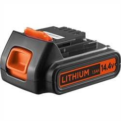 Black and Decker - 144V 15Ah Lithium Ion Battery - BL1514