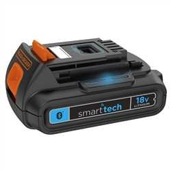Black and Decker - 18V 15Ah smart tech Battery - BL1518ST