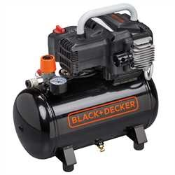 Black and Decker - Air Compressor BD 19512NK - BXCM0052E