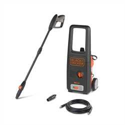 Black and Decker - 1400W High Pressure Washer - BXPW1400E