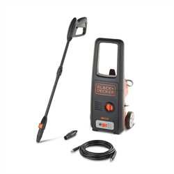 Black and Decker - 1500W High Pressure Washer - BXPW1500E