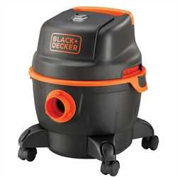 Black and Decker - 15L Wet and Dry Vacuum Cleaner - BXVC15PE