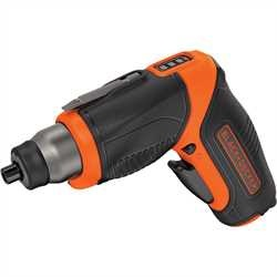 Black and Decker - 36V Lithium ion screwdriver - CS3653LC