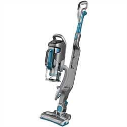 Black and Decker - 216V 2in1 Cordless MULTIPOWER Pro Vacuum Cleaner - CUA625BH
