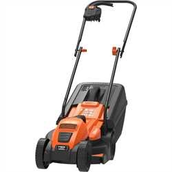 Black and Decker - 1200W 32cm Electric Rotary Lawn Mower - EMAX32