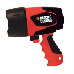 Black and Decker - 3 Watt Waterproof LED Spotlight - FL3WBDEU