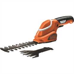 Black and Decker - 7V Shear Shrubber Combo Kit - GSL700