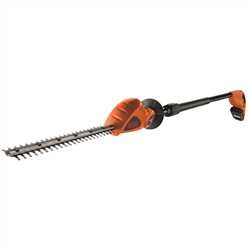 Black and Decker - 43cm 18V 20Ah Lithiumion Pole Hedge Trimmer - GTC1843L20