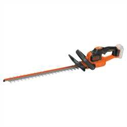Black and Decker - 18V Lithiumion 45CM POWERCOMMAND Hedge Trimmer without battery - GTC18452PCB