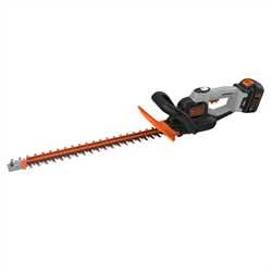 Black and Decker - 60cm 54V DUALVOLT Lithiumion POWERCOMMAND Hedge Trimmer - GTC5455PC