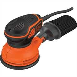 Black and Decker - 240W Paddle Switch Random Orbital Sander - KA199