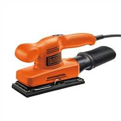 Black and Decker - 240W 13 Sheet Sander - KA310