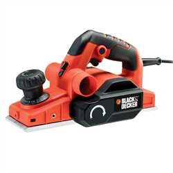 Black and Decker - 750W Rebating Planer - KW750K