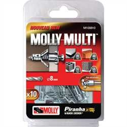 Black and Decker - Molly Multi  All Common Wall Types - M100810