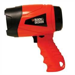Black and Decker - Alkaline LED Spotlight - SL3WBDALE